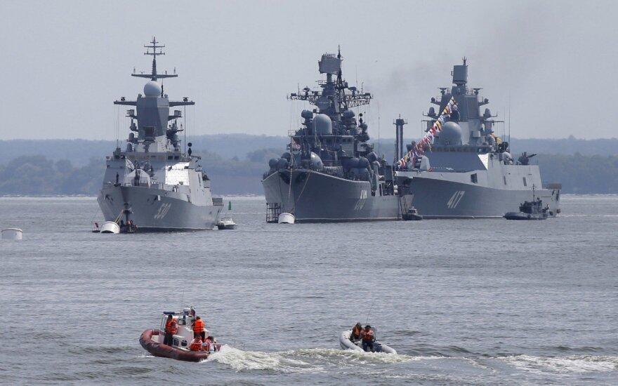 Суд отказал российским морякам в выплате сотен тысяч рублей суточных за действия в Сирии