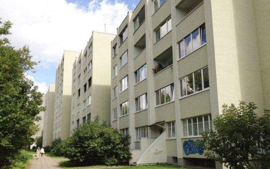 Kooperatinis daugiabutis Šeimyniškių g. 30