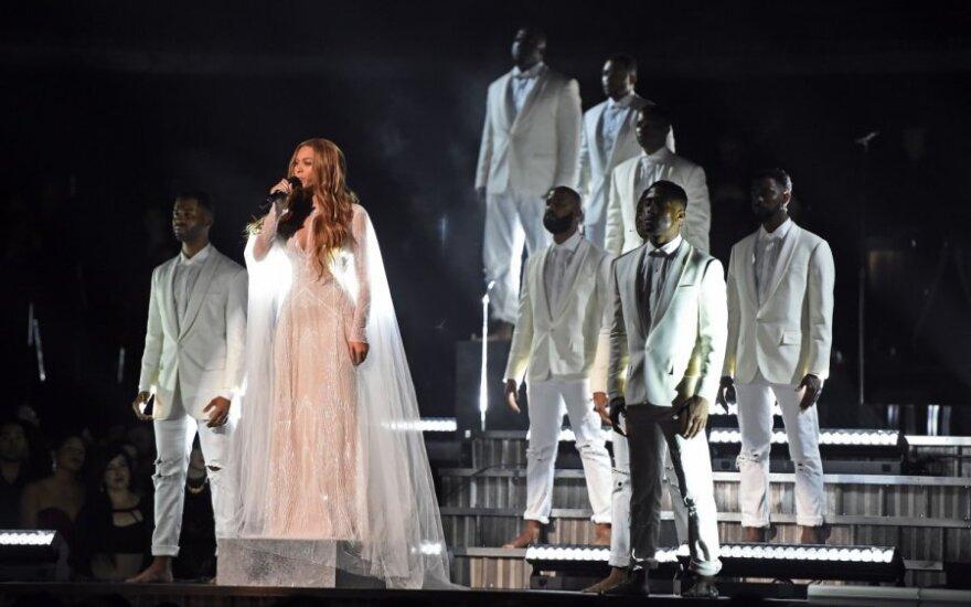ФОТО: Сэм Смит получил четыре Grammy, у Бейонсе - три награды