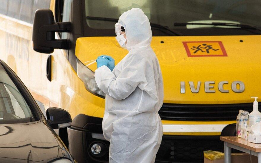 В Литве установлены 6 новых случаев заболевания коронавирусом
