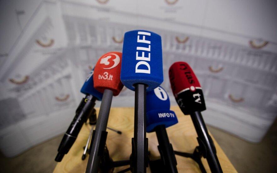 Суд отклонил просьбу журналистов предоставить запись совещания правительства Литвы