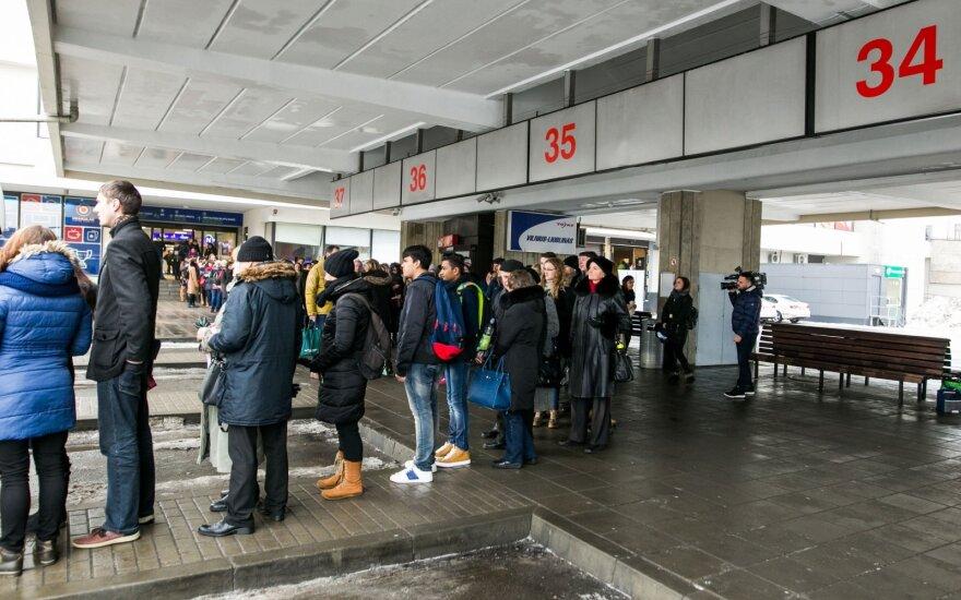 Подозрительное предложение на Вильнюсском автобусном вокзале: бесплатный сыр бывает только в мышеловке