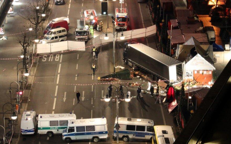 Владелец грузовика узнал в убитом в Берлине своего родственника
