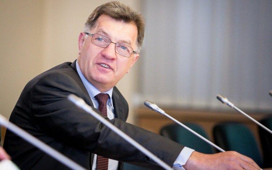 Премьер Литвы дает 95% - евро в 2015 году будет