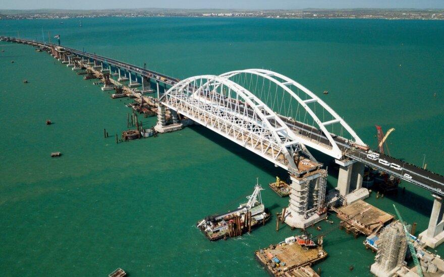 Послы стран ЕС одобрили санкции против причастных к строительству Керченского моста