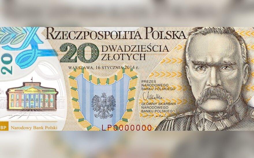 20 zł z Piłsudskim