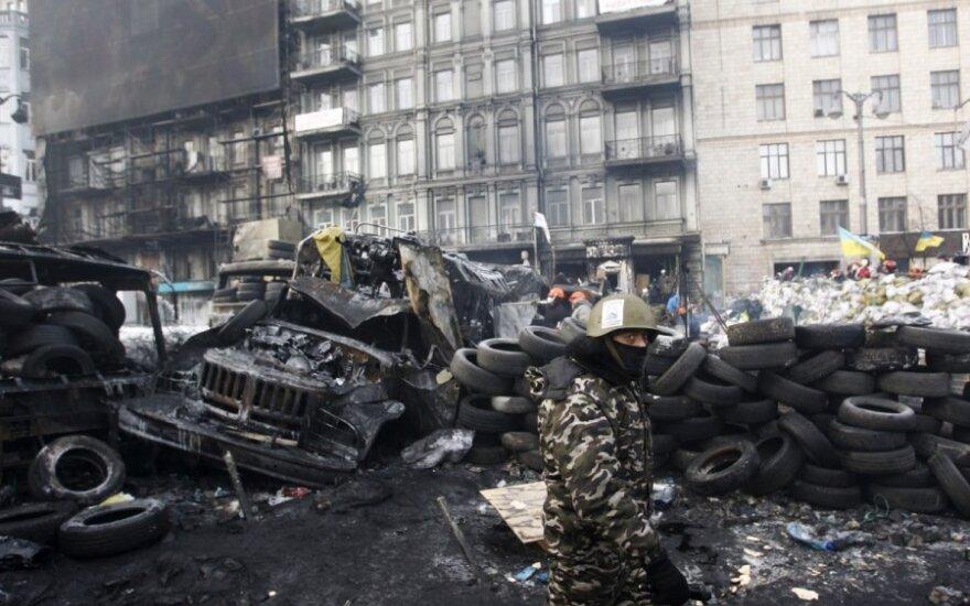 В Латвию на лечение прибыл первый пострадавший с Майдана