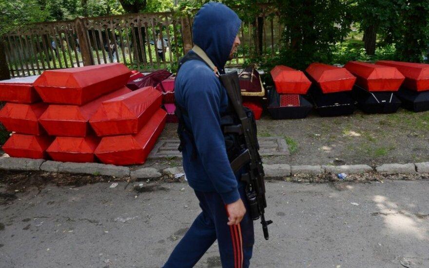 В Россию отправили еще 47 тел уничтоженных боевиков