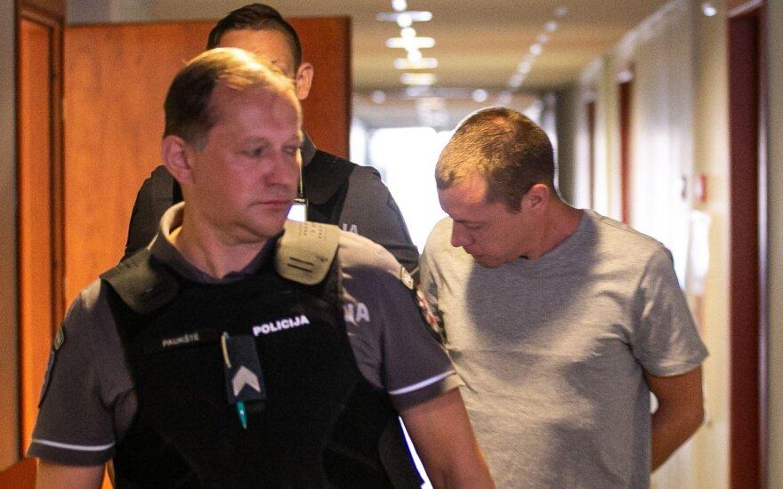 Показания при расследовании убийства мужчины в Вильнюсском районе: хотел вызвать полицию, но боялся за семью