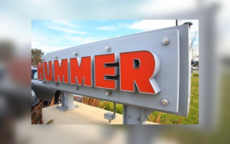 Hummer может заняться выпуском забавных электрокаров