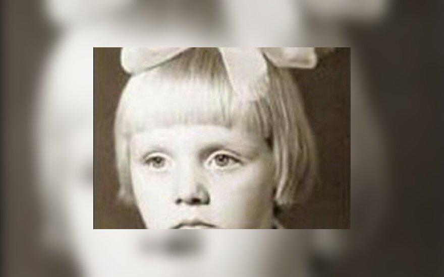 Певица Валерия показала детское фото