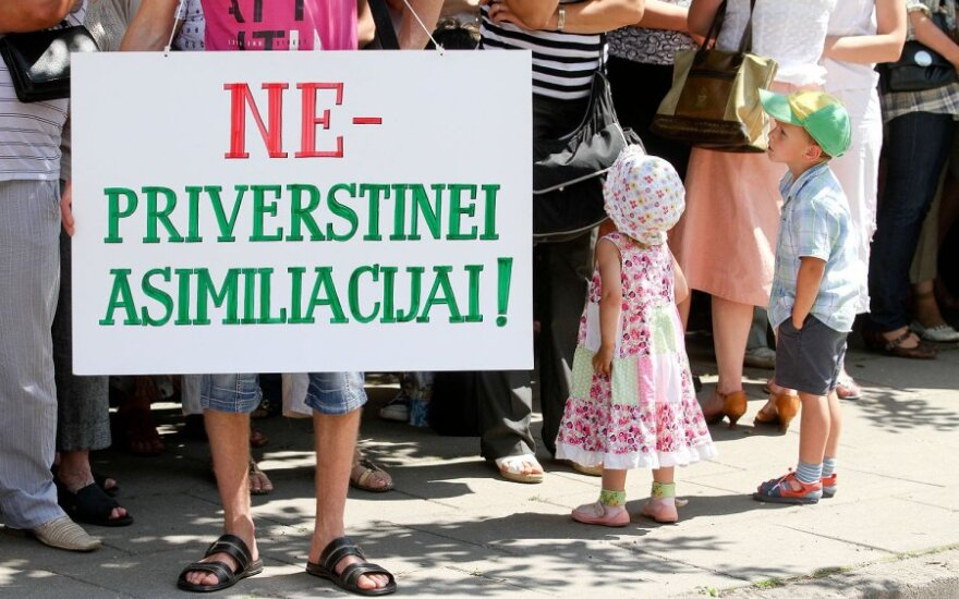 Winnicki: Z Litwą mamy problemy polityczne, a nie kulturowe