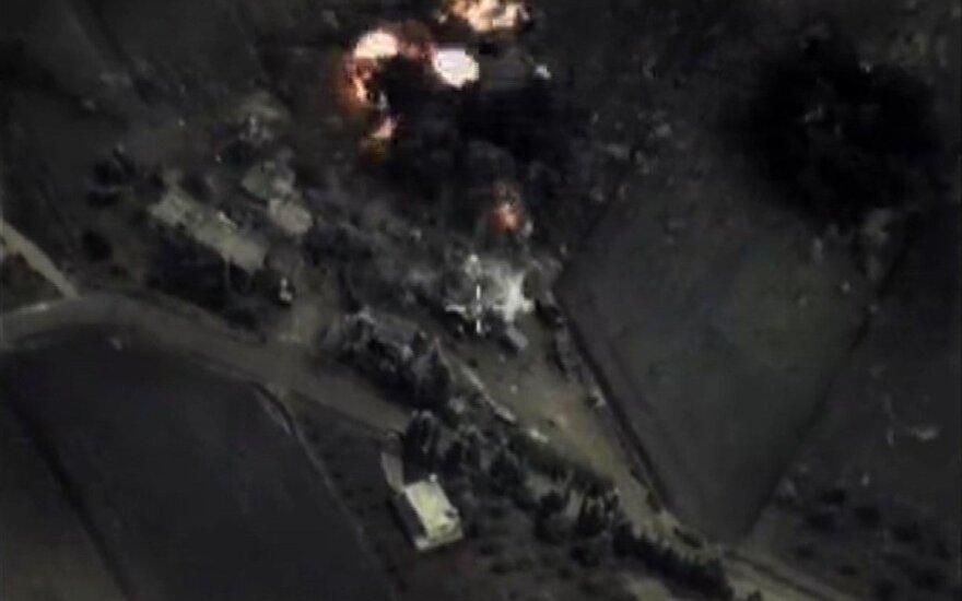 Минобороны России рассказало о пораженных целях в Сирии
