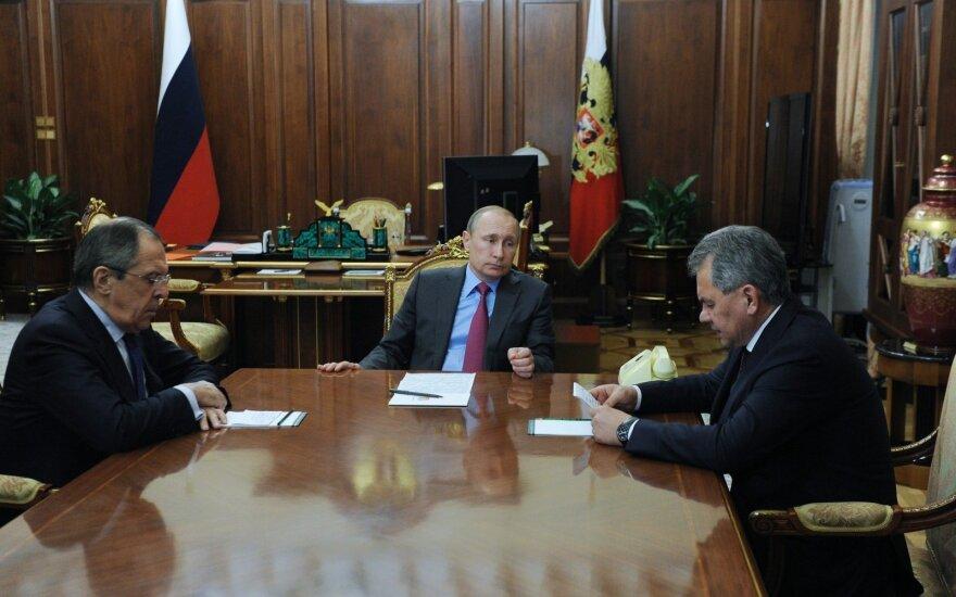 Эггерт: Россия оставляет поле боя, признав ограниченность ресурсов