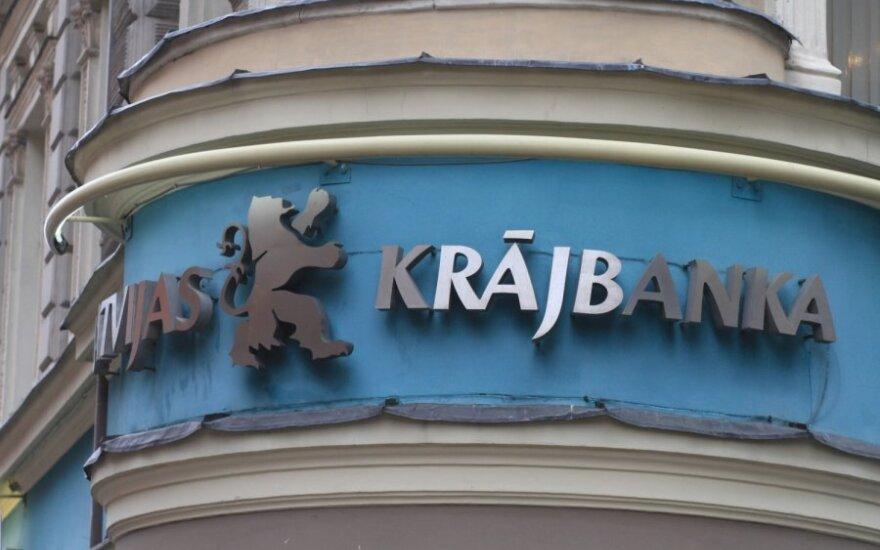 Латвия не рассматривает вопрос о спасении Krājbanka, ждет решения Литвы