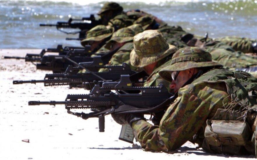 Стартовали учения НАТО новых Сил повышенной боеготовности