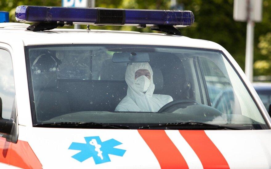 За сутки в Литве подтверждено 17 новых случаев коронавируса