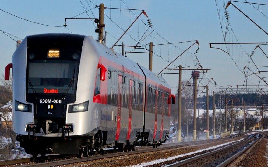 Литовские железные дороги инвестируют до 2030 года 7 млрд евро
