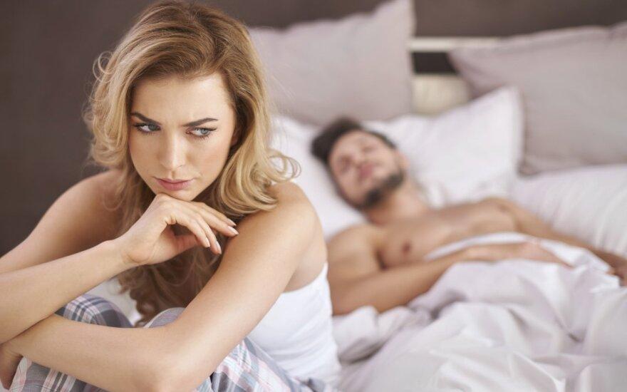 Брак без секса: как решить проблему