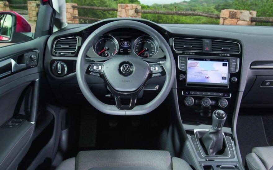 Тест-драйв Volkswagen Golf: от премиума до Das Auto