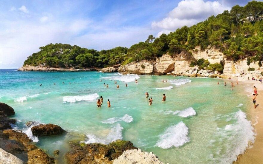 Menorka, Ispanija