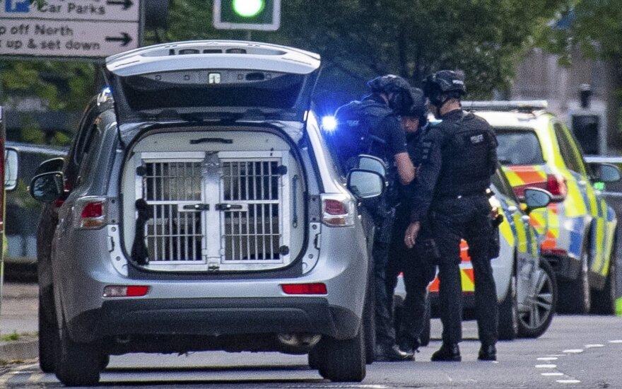 Нападение в английском Рединге считают терактом. Задержан 25-летний выходец из Ливии