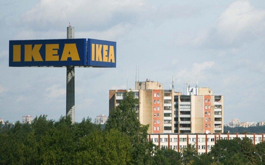 Ikea стала крупнейшим частным владельцем лесов в Литве