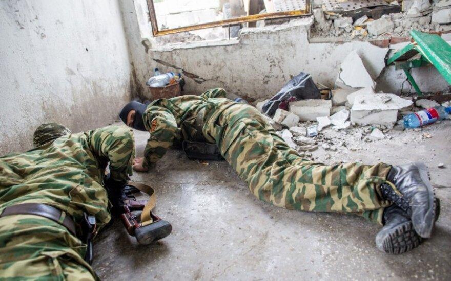 В ОБСЕ возмутились обстрелом боевиками наблюдателей в Донбассе