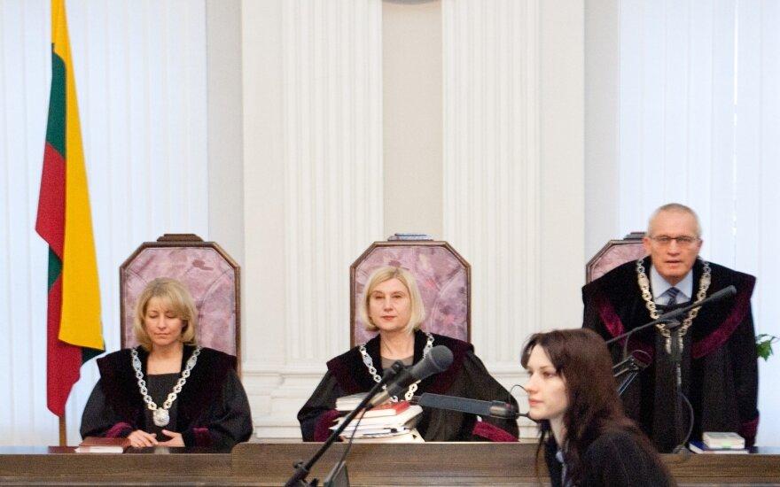 Комитет ЕП рассмотрит инициативу Литвы по осуществляемому РФ преследованию судей