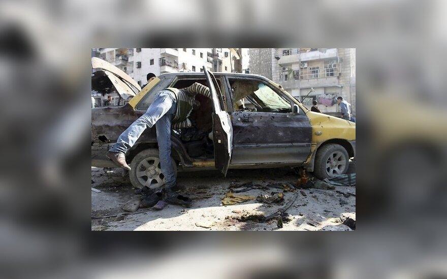 От авиаудара в Алеппо погибли не менее 20 человек
