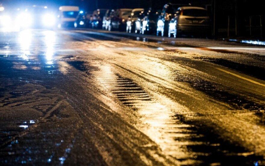 Дорожные службы предупреждают: условия на дорогах сложные