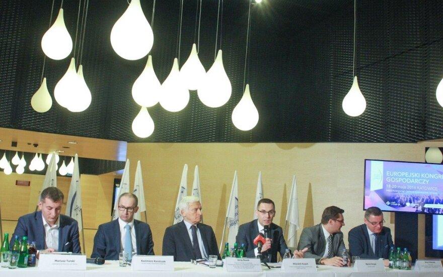 VIII Europejski Kongres Gospodarczy w Katowicach
