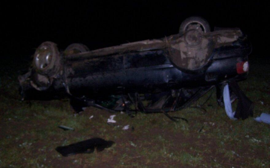 Пьяная компания покаталась на Audi: один погиб, другой в больнице, еще двое в полиции
