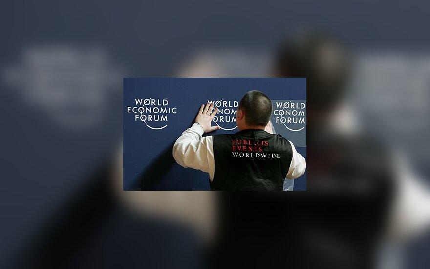 Ekonomikos forumas Davose