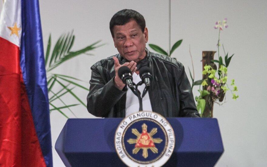 Филиппинский мэр, обвиненный в связях с наркомафией, убит полицией