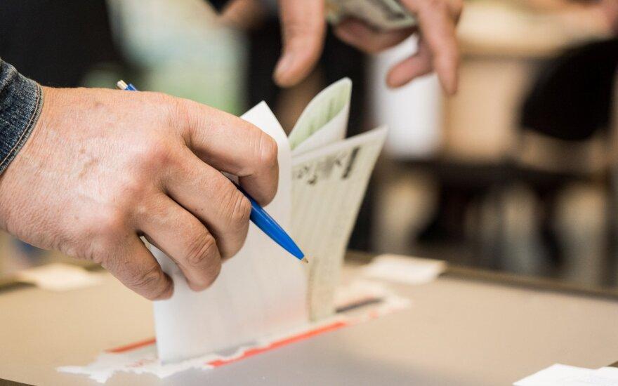 В спецпунктах в Литве будет разрешено голосовать и находящимся в самоизоляции