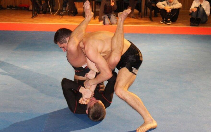 Puchar miasta Wilna w stylu Shindokai-kan karate