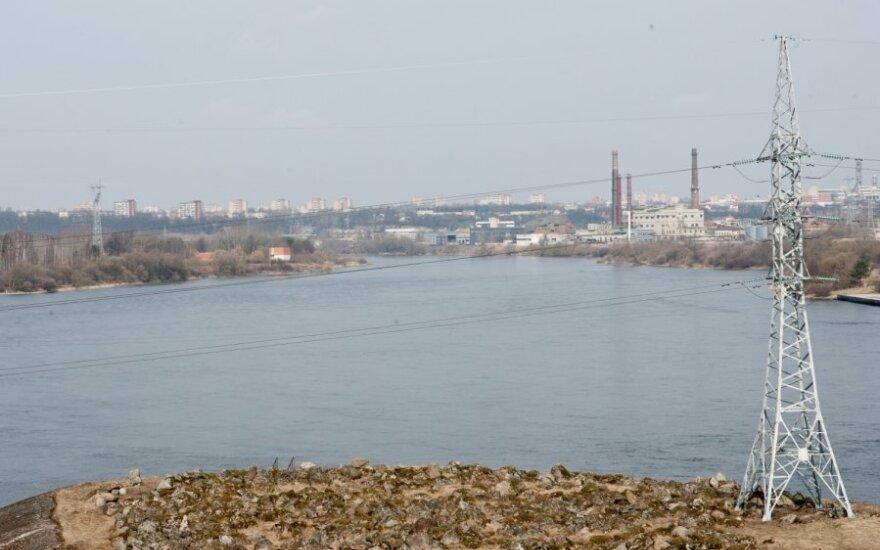 Ограничивается производство электроэнергии на Каунасской ГЭС