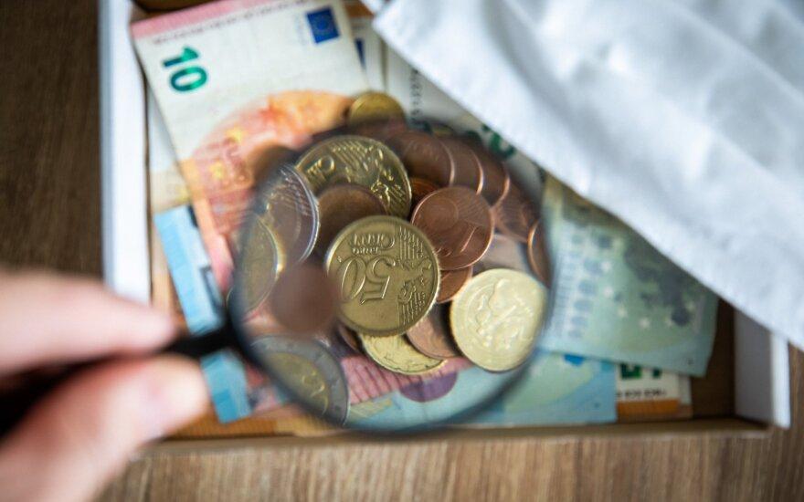 Депутаты добиваются однократных выплат на детей в размере 200 евро