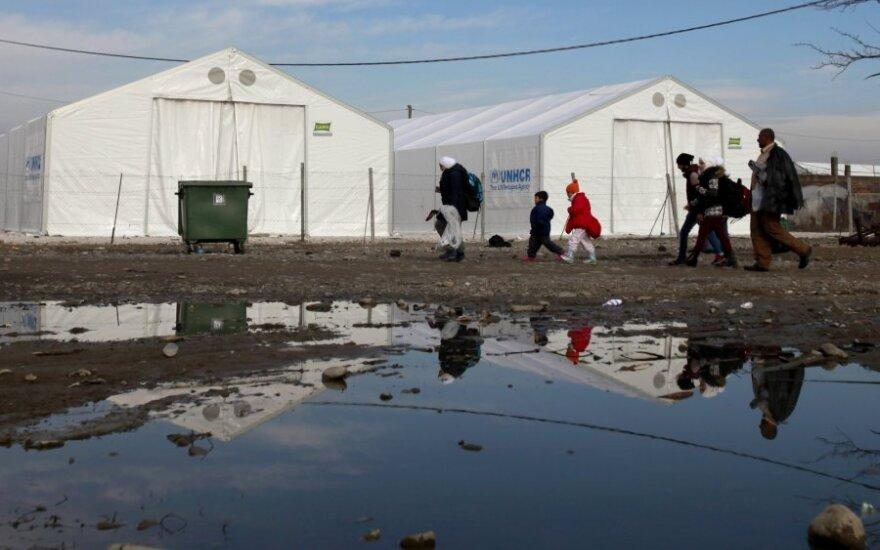 Япония приняла в 2015 году всего 27 беженцев