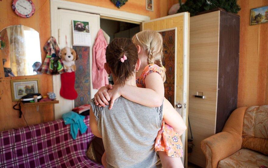 Приехавшим в Литву литовцам из Украины социальное жилье не выделят