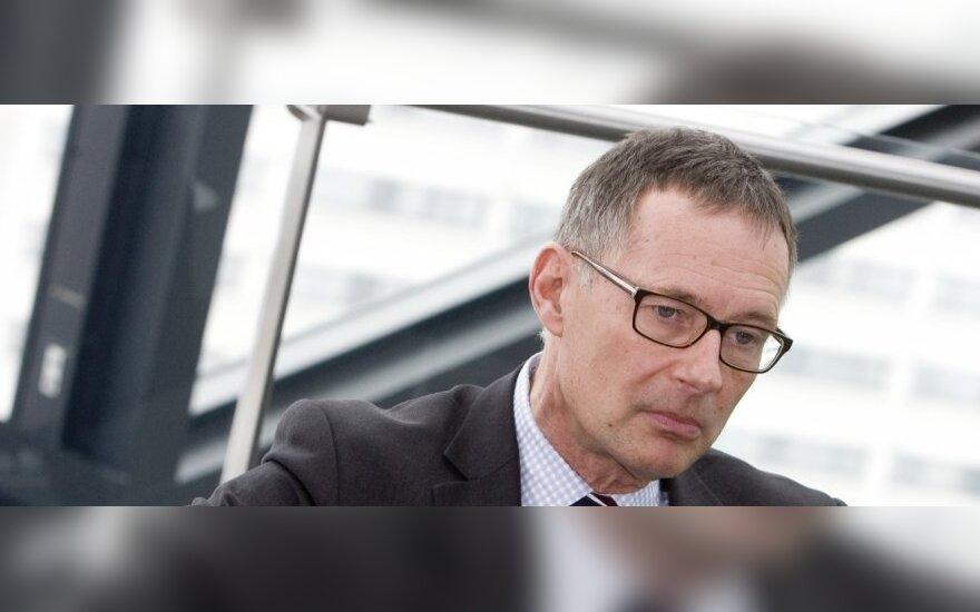 """Swedbank"" banko Baltijos bankininkystės vadovas Hakan Berg"