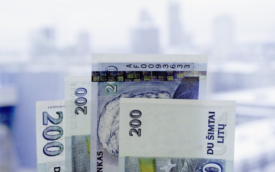 Расходы членов Вильнюсского совета удивляют
