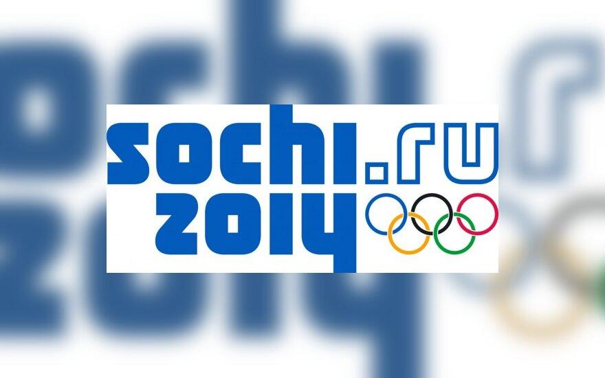 2014 metų Sočio žiemos olimpiados emblema