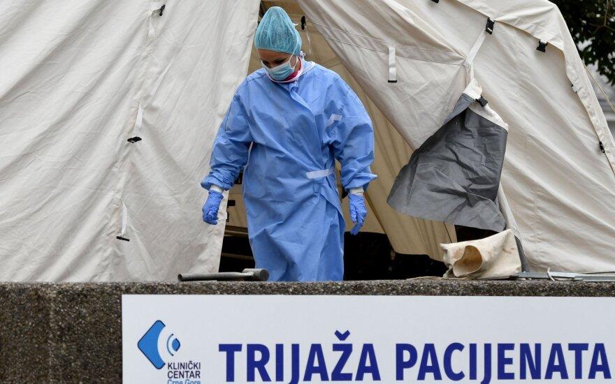 В Литве установили три новых случая заболевания коронавирусом