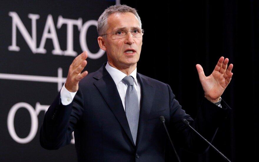 Генсек НАТО: мы сделаем для безопасности стран Балтии гораздо больше, чем просто отправкa батальонов