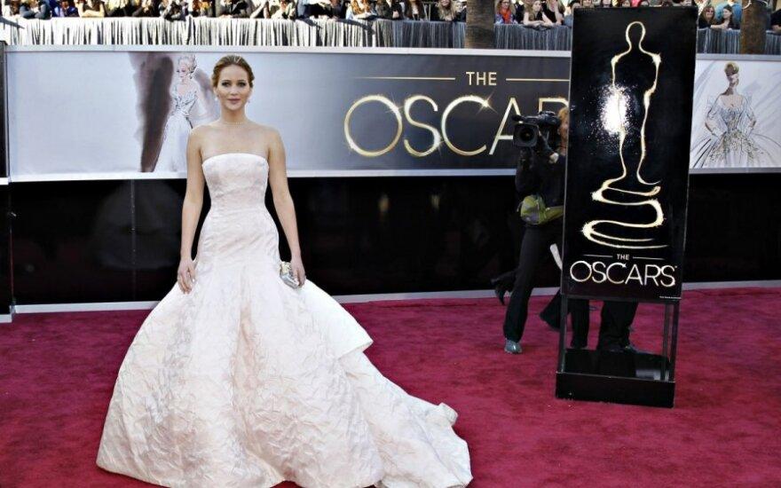 Jennifer Lawrence gwiazdą dzięki mamie