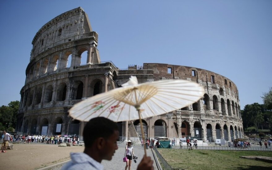 Włochy są oskarżane o blokowanie wprowadzenia ostrzejszych sankcji wobec Rosji