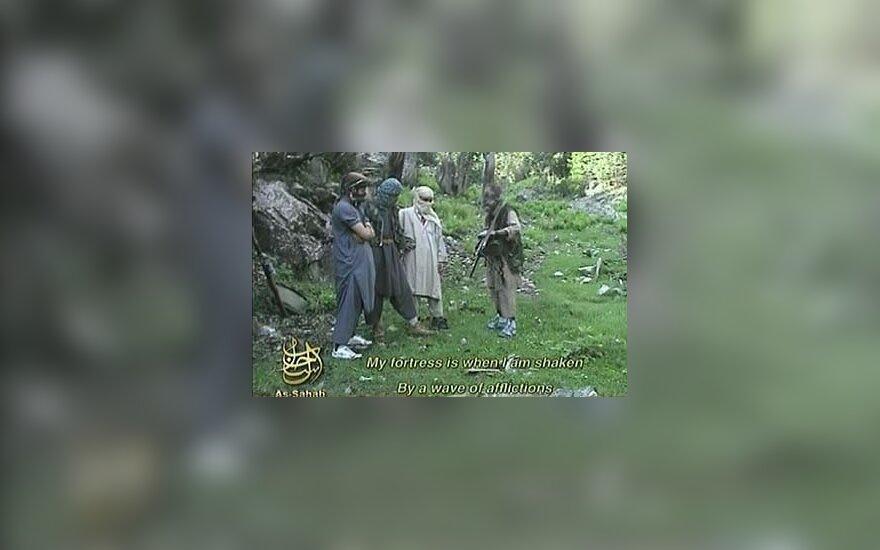 """""""al - Qaeda"""" kovotojai"""