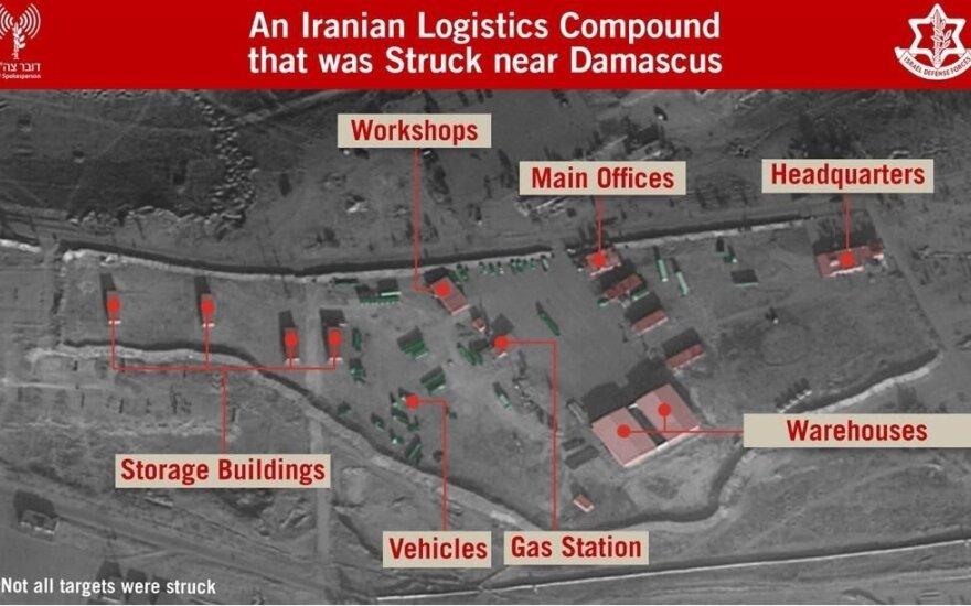Иран возводит в Сирии ракетные заводы под прикрытием российских ПВО